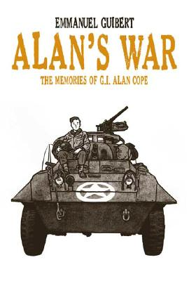 Alan's War By Guibert, Emmanuel